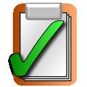 Programmsymbol von Aufgaben